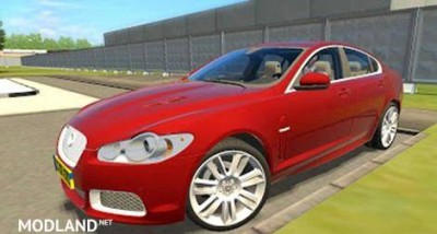 Jaguar XFR [1.3], 1 photo